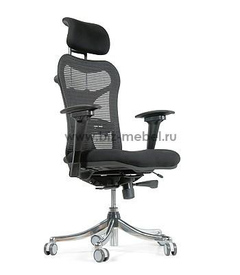 Кресло руководителя CHAIRMAN 769 ткань/сетка